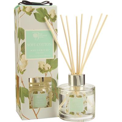 Wax Lyrical RHS Classic Garden Reed Diffuser Soft Cotton 100ml