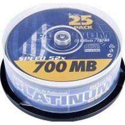 Best Media CD-R 700MB 52x Spindle 25-Pack