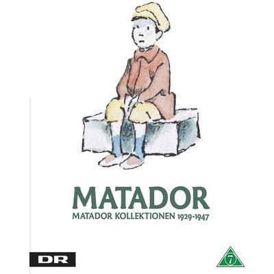 Scanbox Matador - DVD boks