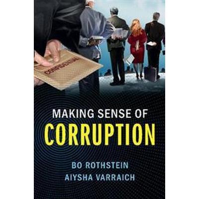 Making Sense of Corruption (Inbunden, 2017)