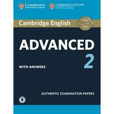 Cambridge English Advanced 2 With Answers and Audio (Pocket, 2016)