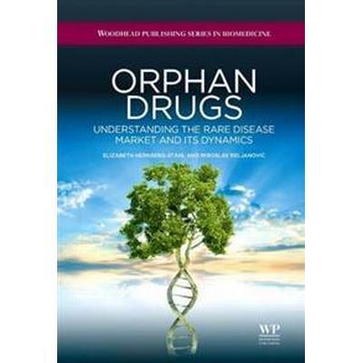 Orphan Drugs (Häftad, 2017)