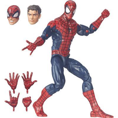 "Hasbro Marvel Legends Series Spider Man 12"" Figure B7450"