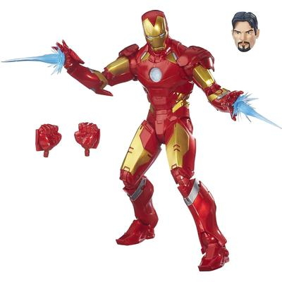 "Hasbro Marvel Legends Series 12"" Iron Man Figure B7434"