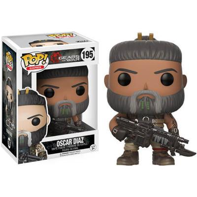 Funko Pop! Games Gears of War Oscar Diaz