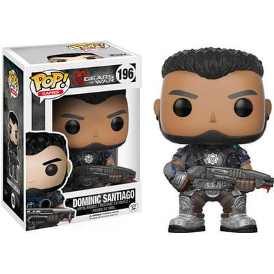 Funko Pop! Games Gears of War Dominic Santiago