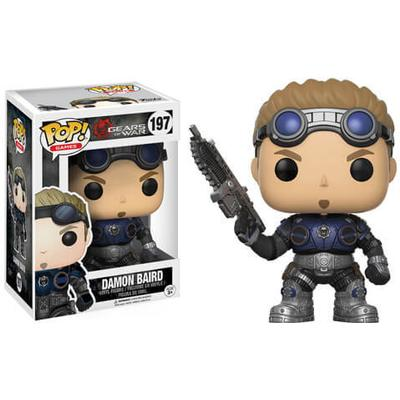 Funko Pop! Games Gears of War Damon Baird