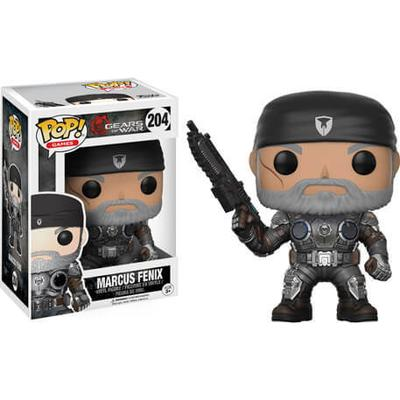 Funko Pop! Games Gears of War Marcus Fenix Old Man