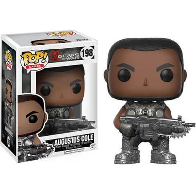 Funko Pop! Games Gears of War Augustus Cole