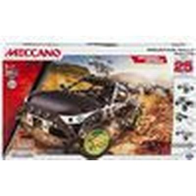 Meccano Mountain Rally 25 Model Set