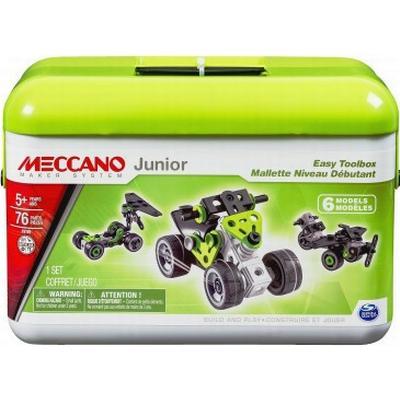 Meccano Junior Easy Toolbox