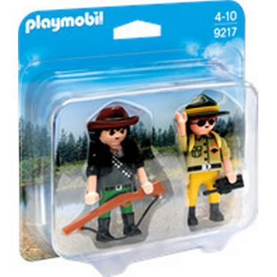 Playmobil Ranger & Hunter 9217