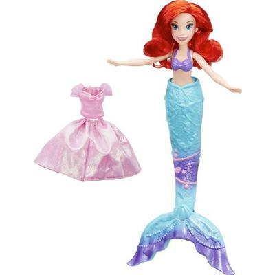 Hasbro Disney Princess Splash Surprise Ariel Doll B9145
