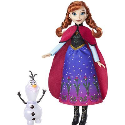 Hasbro Disney Frozen Northern Lights Anna Doll B9200
