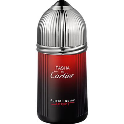 Cartier Pasha de Cartier Edition Noire Sport Eau de Toilette, size: 50ml