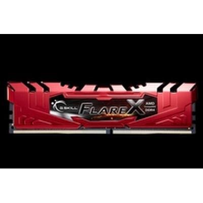 G.Skill Flare X DDR4 2400MHz 4x8GB for AMD (F4-2400C15Q-32GFXR)