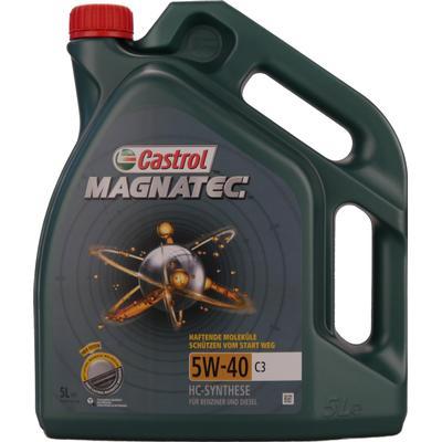 Castrol Magnatec 5W-40 C3 Motorolie