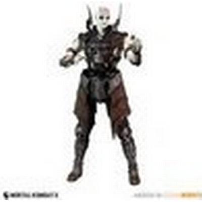 """Mezco Toyz Mortal Kombat X Series 2 Quan Chi 6"""" Action Figure"""