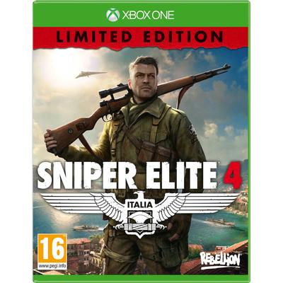 Sniper Elite 4: Limited Edition