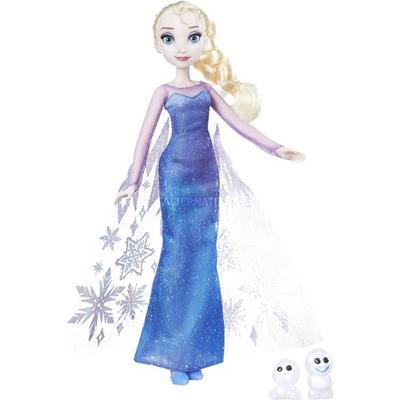 Hasbro Disney Frozen Northern Lights Elsa Doll B9201
