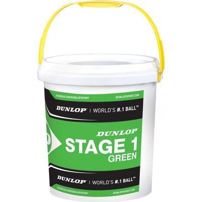 Dunlop Stage 1 Green 60 pcs