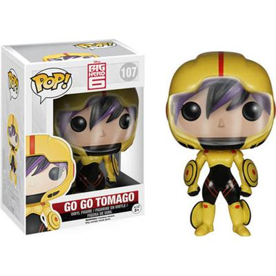 Funko Pop! Disney Big Hero 6 Go Go Tomago