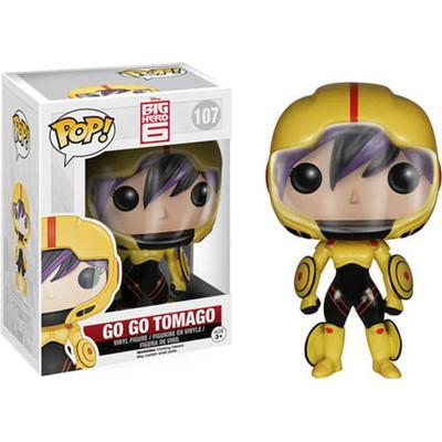 Funko Pop! Disney Big Hero 6 Go Go Tomago
