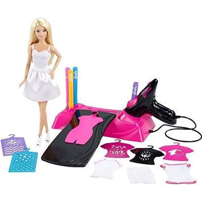 Mattel Barbie Airbrush Designer with Doll