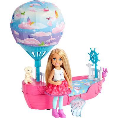 Mattel Barbie Dreamtopia Magical Dreamboat