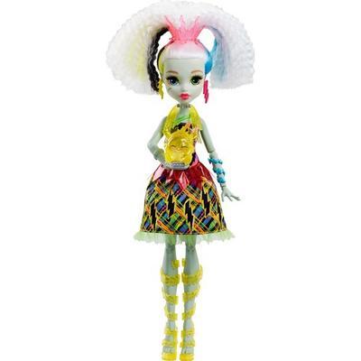 Mattel Monster High Electrified High Voltage Frankie Stein Doll