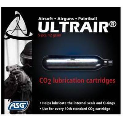 ASG Ultrair CO2 5-pack