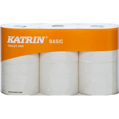 Katrin Basic 640 Low Pallet Toilet Paper