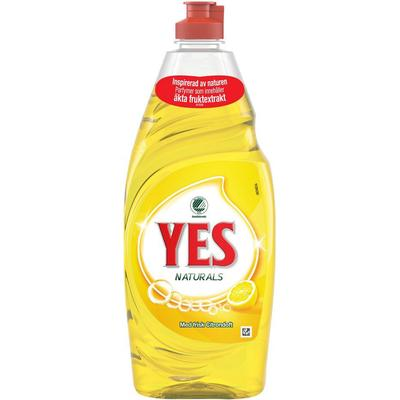Yes Lemon Naturals Dishwashing Detergent 650ml