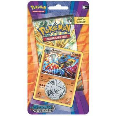 Pokémon XY11 Steam Siege Checklane Blister