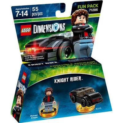Lego Dimensions Fun Pack Michael Knight 71286