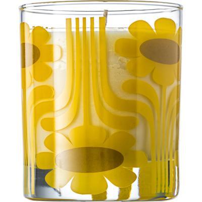 Orla Kiely Aroma Candle Sicilian Lemon 200g