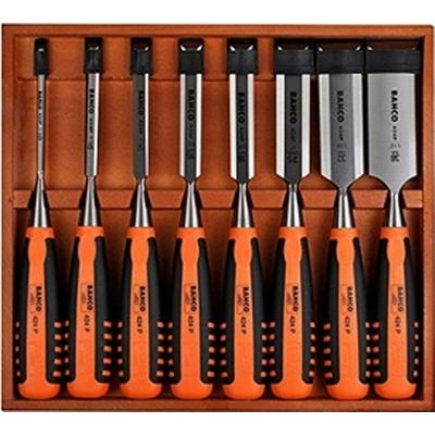 Bahco 424P-S8-EUR Carving Set 8-delar