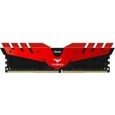 Team Group T-Force Dark Red DDR4 3000MHz 2x4GB (TDRED48G3000HC16CDC01)