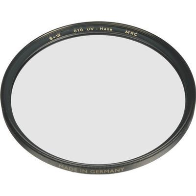 B+W Filter Clear UV Haze MRC 010M 62mm