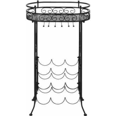 vidaXL Table Vinställ 775x460 mm