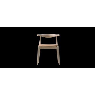 Carl Hansen CH20 Elbow Chair Köksstol, Stapelbar stol