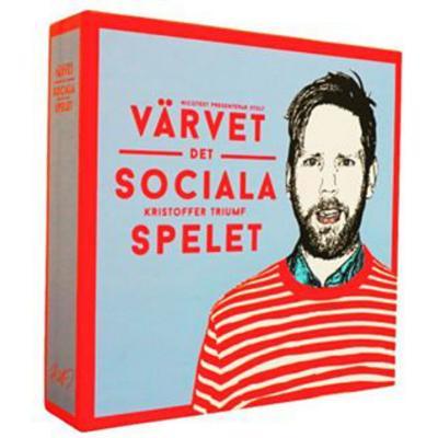 Nicotext Värvet Det Sociala Spelet (Svenska)