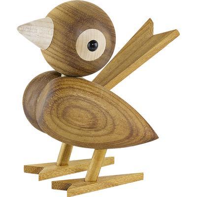 Lucie Kaas Sparrow 8cm Prydnadsfigur