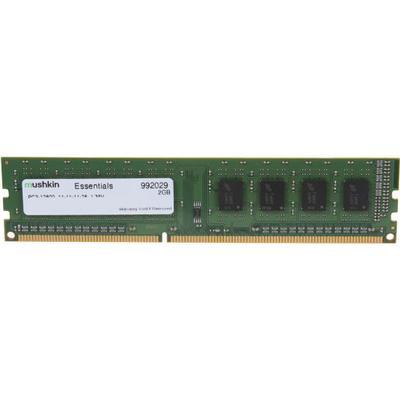 Mushkin Essentials DDR3 1600MHz 2GB (992029)