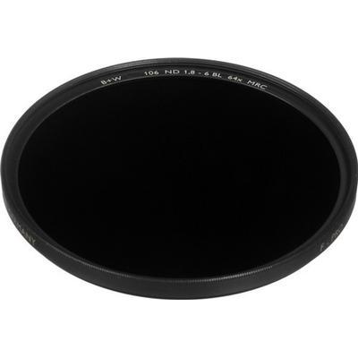 B+W Filter ND 1.8-64X MRC 106M 60mm