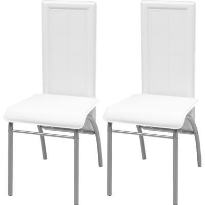 vidaXL 242920 2-Pack Dinning Chair