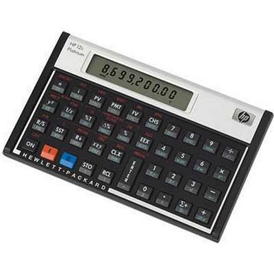 HP 12C Platinum Financial
