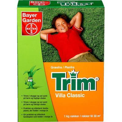 Bayer Trim Plænegræs Villa Classic 1kg
