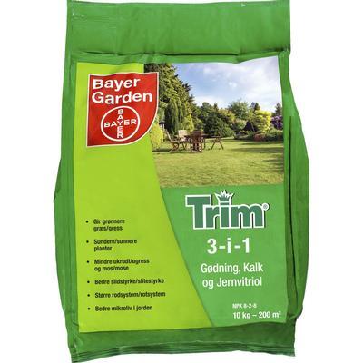 Bayer Trim 3 i 1 Gødning 10kg