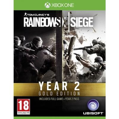 Tom Clancy's Rainbow Six: Siege - Year 2 Gold Edition